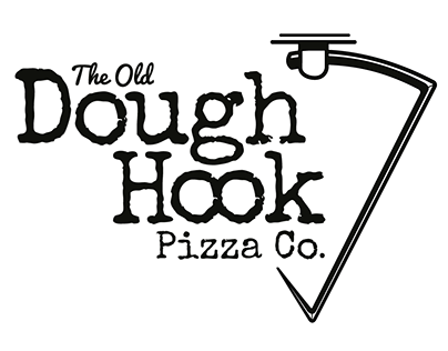 The Old Dough Hook Logo and Branding