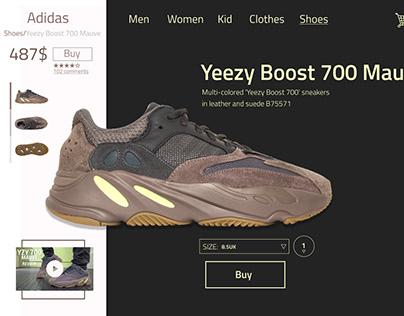 Adidas Shoes Market