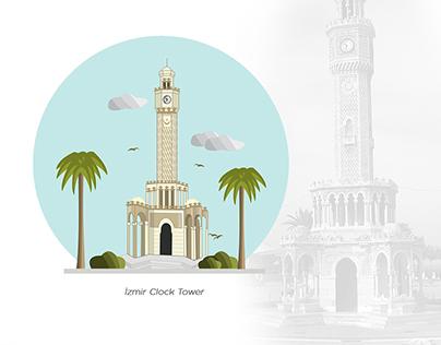 Illustrations from İZMİR
