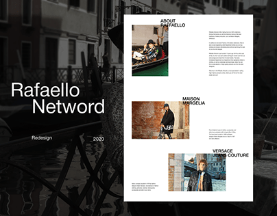 Rafaello Network Redesign