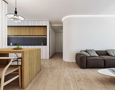 APARTMENT DESIGN IN BAIONA