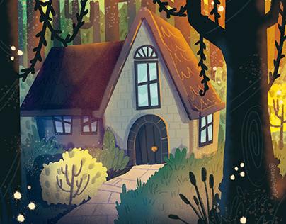 Cute Little House