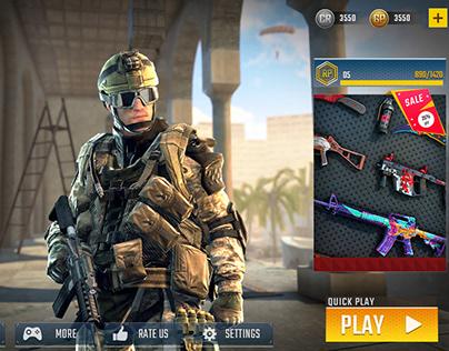 Game Design: Shooting Game