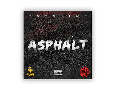 Animated Album Cover - Asphalt