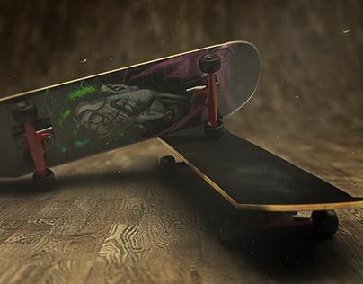 Joker's Skate