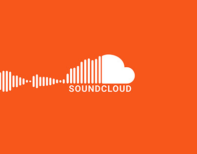 Redesign mobile app Soundcloud