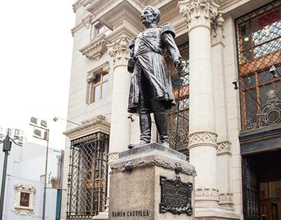 Foto Arquitectura Ramon Castilla