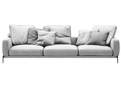 Romeo Sofa by Flexform