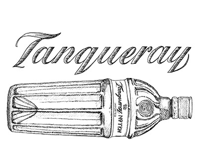 Tanqueray sketches