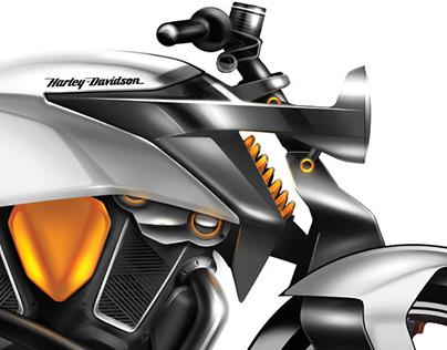 Harley Davidson Sponsored Studio 2018