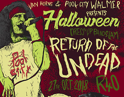 Halloween - Return Of The Undead