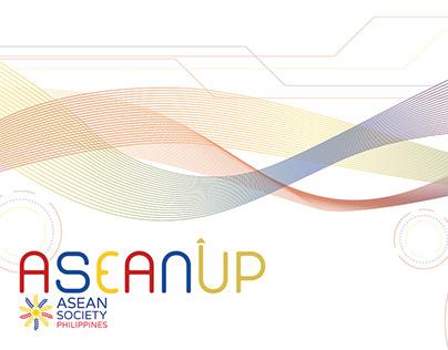 ASEAN UP LOGO & KV