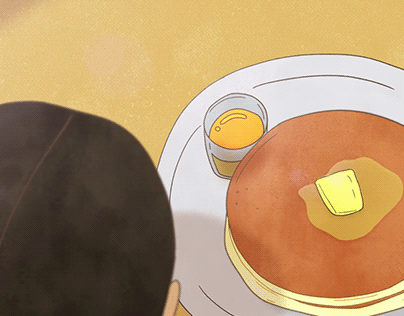 relationship with food | Short Animation