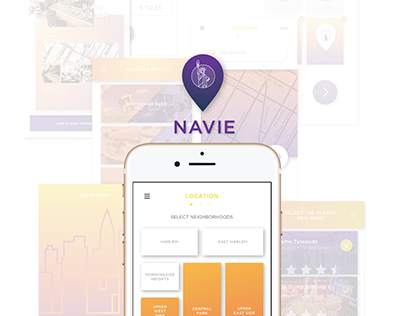 NAVIE_NYC Travel Application