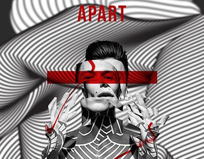 Apart Poster