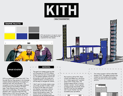 KITH Pop Up Shop