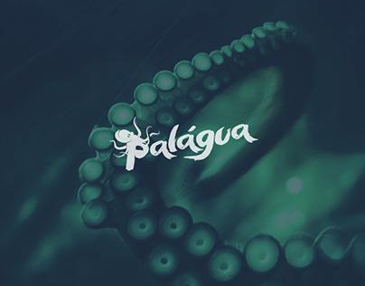 Palágua - Ceviche Restaurant Branding