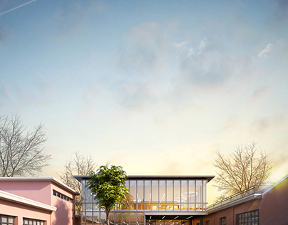 Zamasport Office Building   Frigerio Design Group