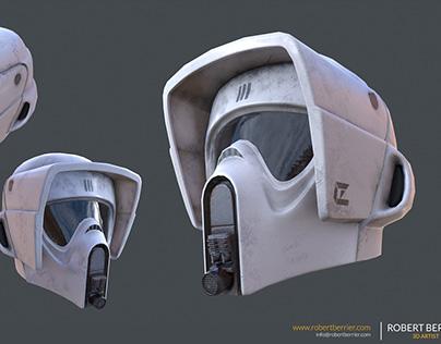 Star Wars Scout Helmet