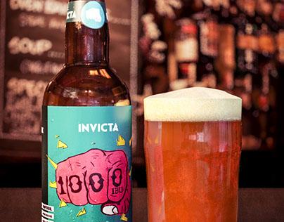 Cerveja Invicta 1000 IBU