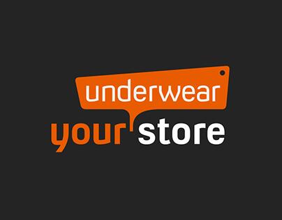 Yourunderwearstore.nl Webshop
