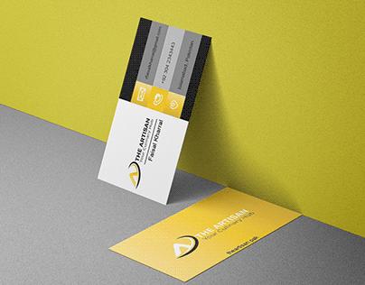 Business Card - The Artisan