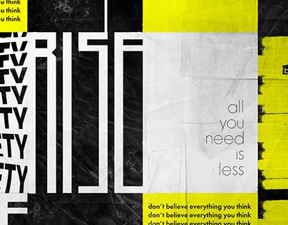 10 minimalistic posters