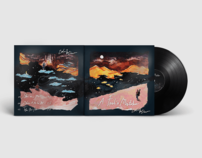 A Fool's Mistake - Record Cover Design