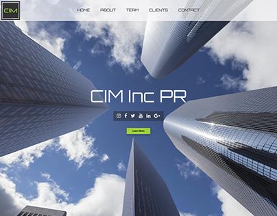 CIM Inc PR - Final