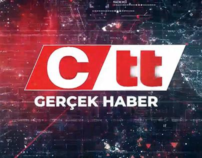 Ctt Haber Televizyon Tanıtımı