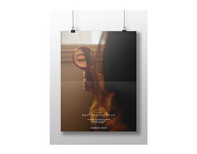 "Photography: Visualisation of ""Mrs Potato Head"""
