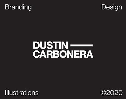Dustin Carbonera | Brand Identity (Personal)