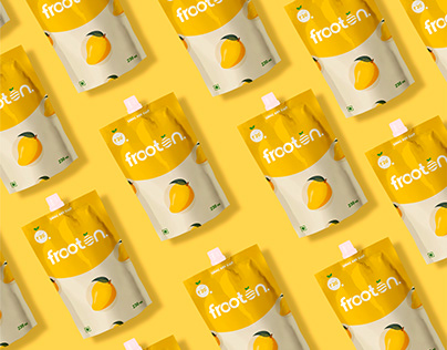 Brand Identity Design For Frooton