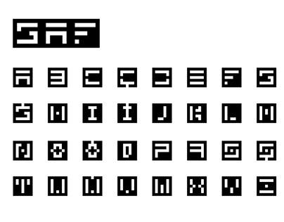 GAF Typeface v.2