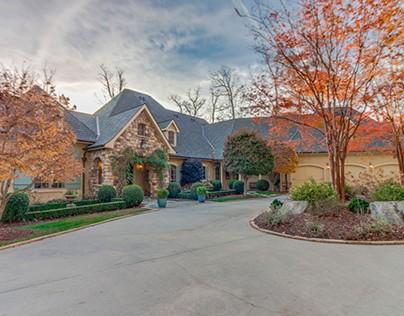 Custom Home in Champion Hills | Hendersonville, NC
