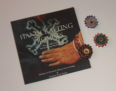 Handcrafting Promises - Publication Design