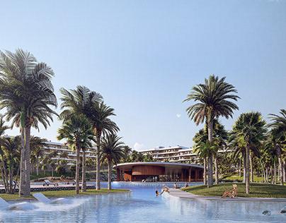 Tabaiba - 3rd Prize - Spring Hotels Design