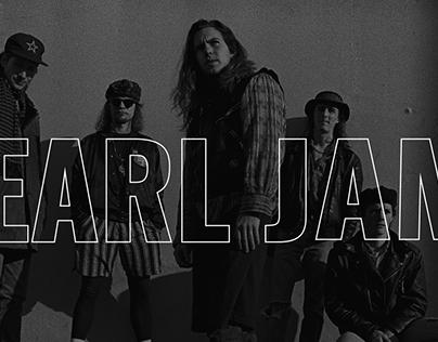 Pearl Jam Promo site