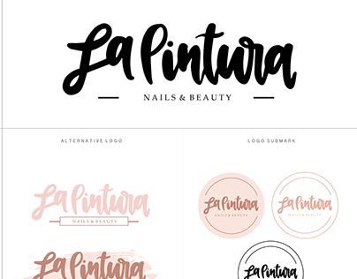 La Pintura | Brand Board Design