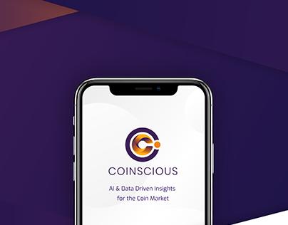 Coinscious Branding - Coins Market Business