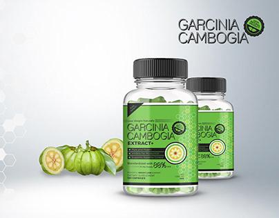 garcinia cambogia ultra label