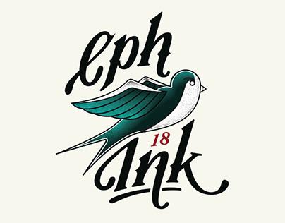 Cph Ink 2018 - Visual Identity