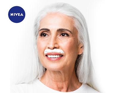 NIVEA Face Wash Milk Delights Campaign