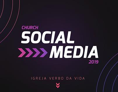 Social Media Church - Igreja Verbo da Vida