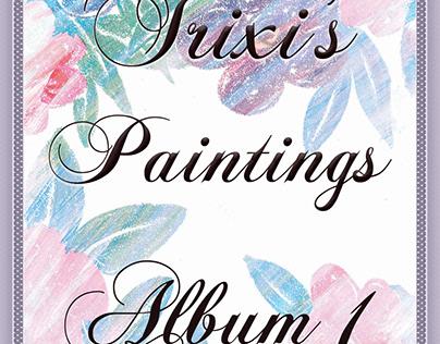 A6 Paingings Album #1