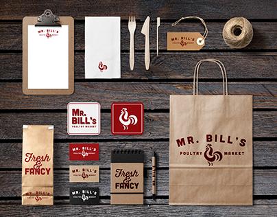 Mr. Bill's Poultry Market