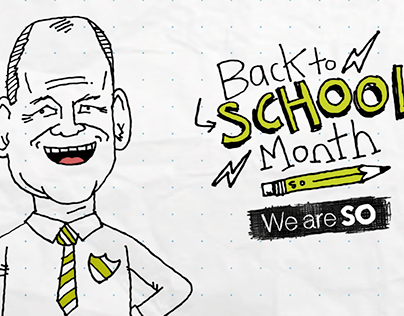 National Grid - Back to School Animation