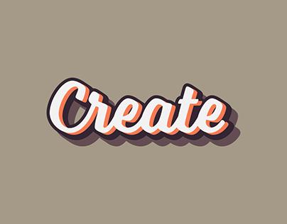Custom Typography