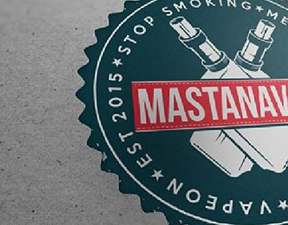 Vape Logo Branding