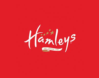 Hamleys | webdesign